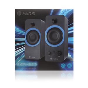 NGS GAMING SPEAKERS GSX-200