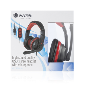 NGS USB HEADSET VOX700 USB