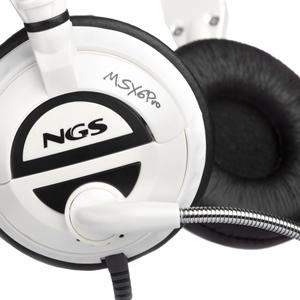 NGS HEADSET MSX6 PRO WHITE