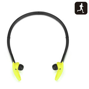 NGS SPORT HEADPHONE COUGAR YELLOW