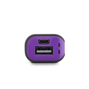 NGS POWERBANK POWERPUMP 2200 GRAPE