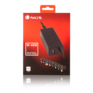 NGS AUTOMATIC CHARGER W-45W
