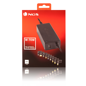 NGS AUTOMATIC CHARGER W-70W