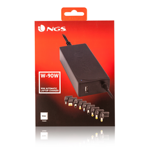 NGS AUTOMATIC CHARGER W-90