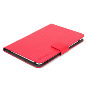 "NGS UNIVERSAL 7"" TABLET CASE PAPIRO  RED"