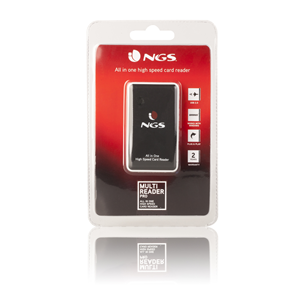 NGS CARD READER MULTIREADER PRO