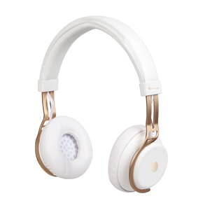 NGS BLUETOOTH HEADPHONES ARTICA LUST WHITE
