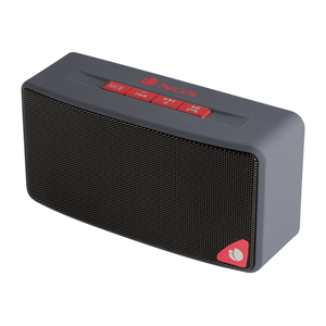 NGS PORTABLE BT SPEAKER ROLLER JOY GRAY