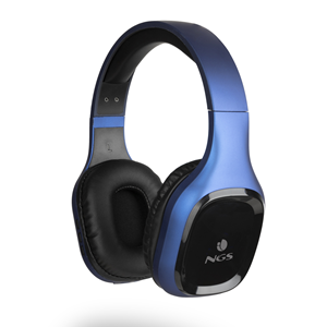 NGS BLUETOOTH HEADPHONE ARTICA SLOTH BLUE
