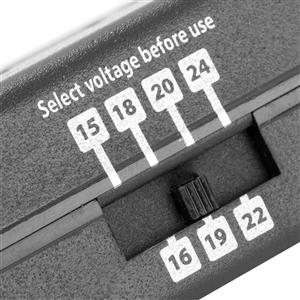 Solucionado: selector de voltaje - YoReparo