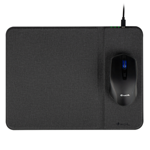 WIRELESS CHARGING MOUSE AND MOUSE PAD CRUISEKIT