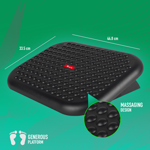 NGS ERGONOMIC FOOT SUPPORT  FOOTNEST