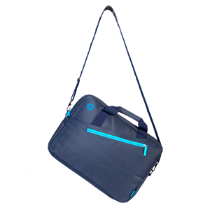 MONRAY LAPTOP BAG GINGER BLUE