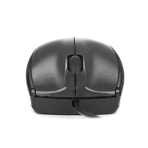 NGS WIRED MOUSE MIST BLACK