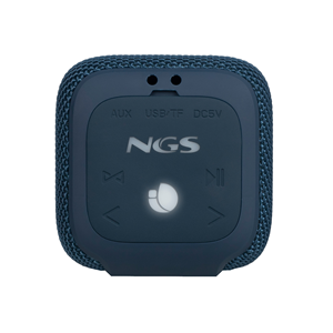 NGS WATERRESISTANT SPEAKER ROLLER COASTER BLUE