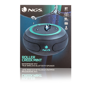 NGS WATERPROOF SPEAKER ROLLER CREEK MINT