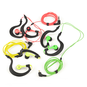 NGS SPORT EARPHONE TRITON PINK