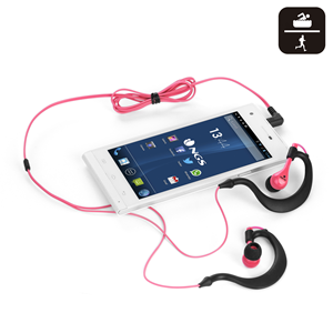 NGS SPORT HEADPHONE TRITON PINK