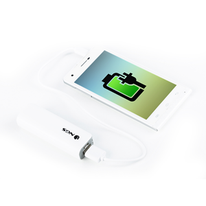NGS POWERBANK POWERPUMP 2200 WHITE