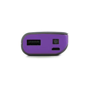 NGS POWERBANK POWERPUMP 4000 GRAPE
