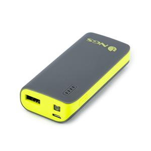 NGS POWERBANK POWERPUMP 4000 LEMON