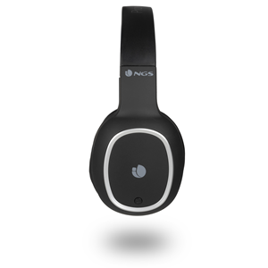 NGS BT HEADPHONE ARTICA PRIDE BLACK