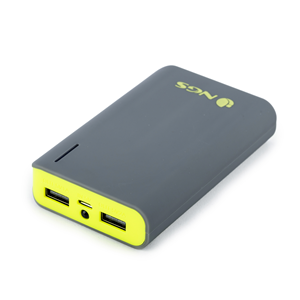NGS POWERBANK POWERPUMP 6600 LEMON