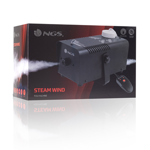 NGS FOG MACHINE STEAM WIND