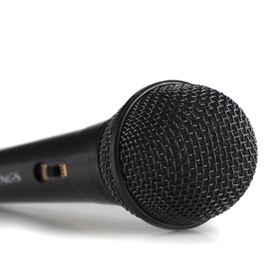NGS MICROPHONE SINGER FIRE
