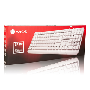 NGS WIRED KEYBOARD SPIKE