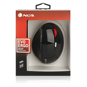NGS ERGONOMIC WIRELESS MOUSE EVO ERGO