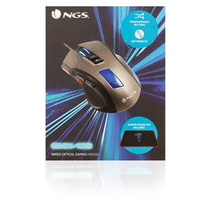 NGS GAMING MOUSE GMX-105