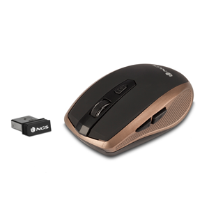 NGS WIRELESS MOUSE FLEA PRO GOLD