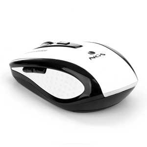 NGS WIRELESS MOUSE FLEA ADVANCED  WHITE