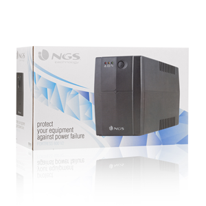 NGS UPS FORTRESS 600 V2
