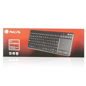 NGS WIRELESS KEYBOARD TV WARRIOR