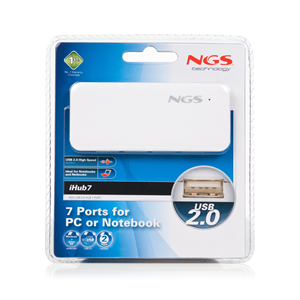 NGS USB HUB IHUB7